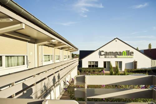 Campanile Cergy-Pontoise : Hotel near Ennery