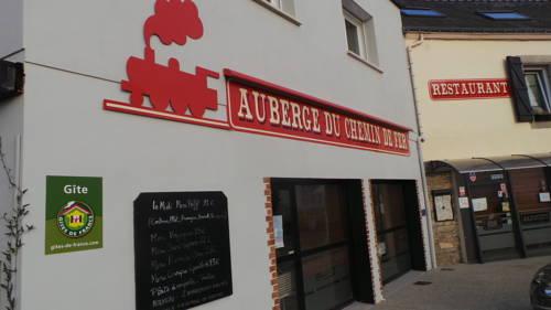 Appartements de l'Auberge du Chemin de Fer : Guest accommodation near Lanester