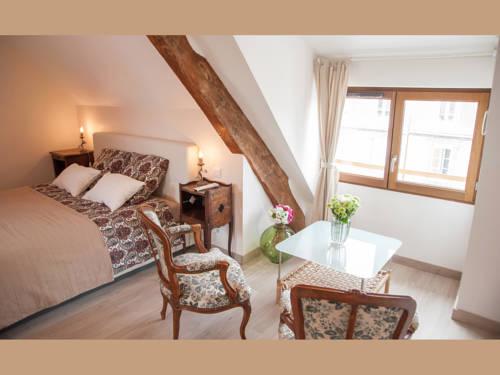 Villa Mons : Bed and Breakfast near Pontorson