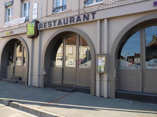 Aux 3 Arcades : Hotel near Saint-Folquin