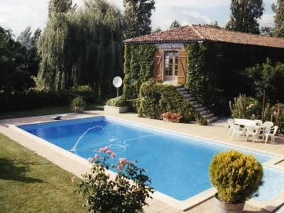 Moulin de Cocussotte : Bed and Breakfast near Duras