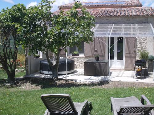 Au Coin Joli : Guest accommodation near Villemus
