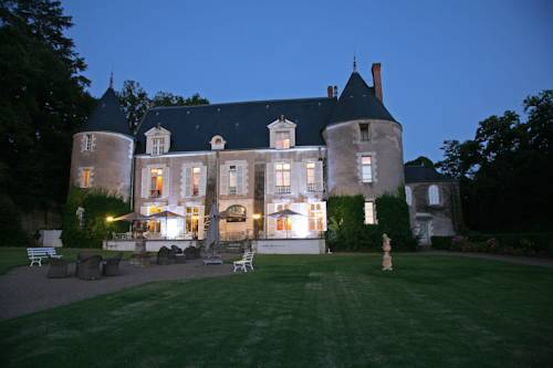 Château De Pray : Hotel near Saint-Règle