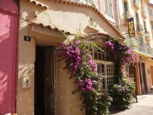 Hôtel Portalet : Hotel near Hyères