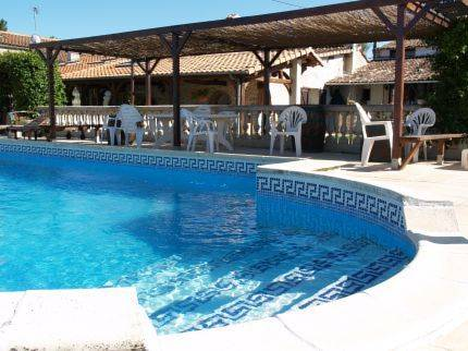 La Caleche : Guest accommodation near Blaignan