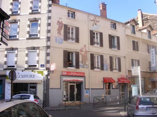 Le Saint-Joseph : Hotel near Clermont-Ferrand