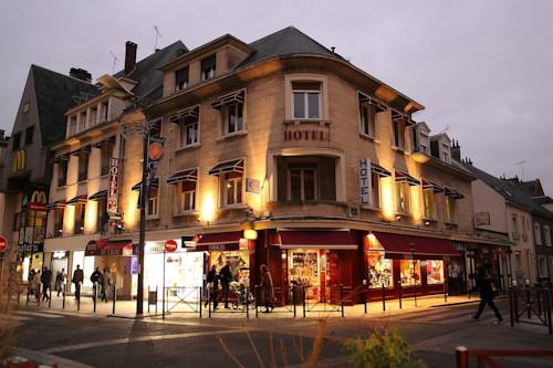 Hotel du Cygne : Hotel near Beauvais
