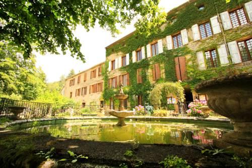 Hostellerie Du Grand Duc : Hotel near Axat