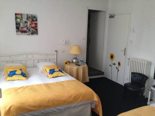 Inter-Hotel Longuyon de Lorraine : Hotel near Thonne-la-Long