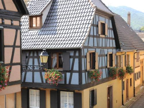 La Maison Bleue : Guest accommodation near Sigolsheim