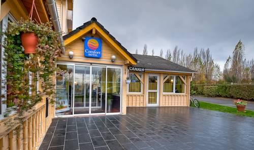 Comfort Hotel CDG Goussainville : Hotel near Le Mesnil-Aubry