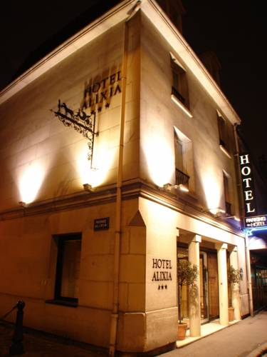 Hotel Alixia : Hotel near Antony