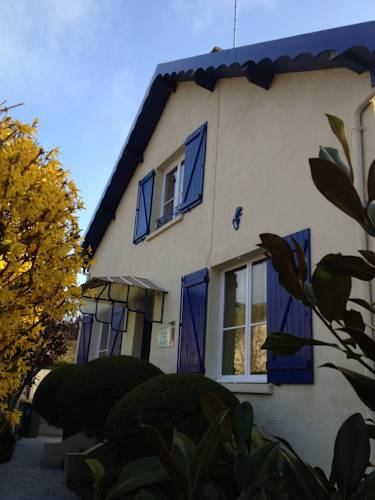 Gite Casa La Palma : Guest accommodation near Pasly