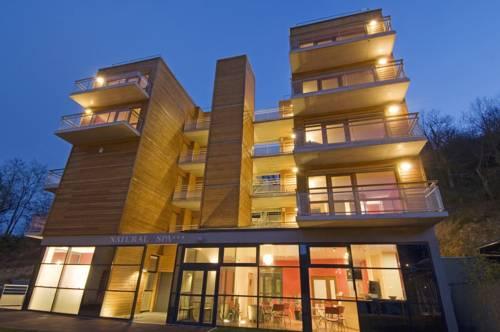 Natural Spa & La Résidence : Guest accommodation near Thueyts