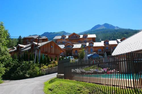 Résidence Sunêlia Les Logis d'Orres : Guest accommodation near Les Orres