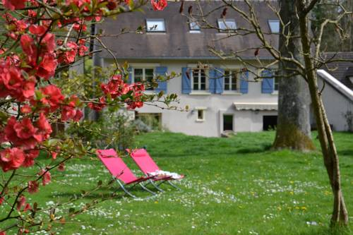 Chambres d'hôtes Villa de Vienne-en-Arthies : Bed and Breakfast near Sailly