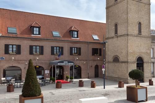 Logis hôtel du Beffroi Gravelines Dunkerque : Hotel near Gravelines
