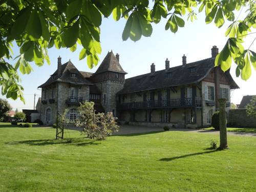 Manoir de Notre Dame : Bed and Breakfast near Lommoye