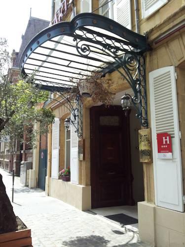 Hôtel De Paris : Hotel near Issancourt-et-Rumel