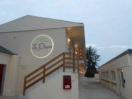 La Pause : Hotel near Le Vieil-Évreux