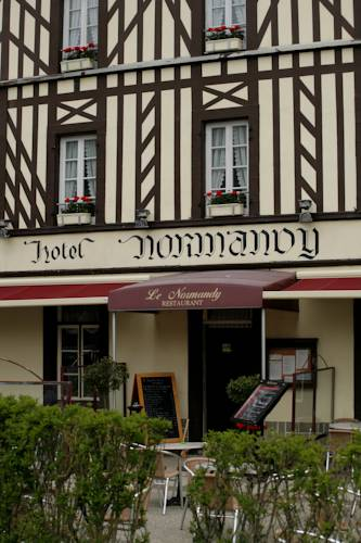 Le Normandy : Hotel near Wissant