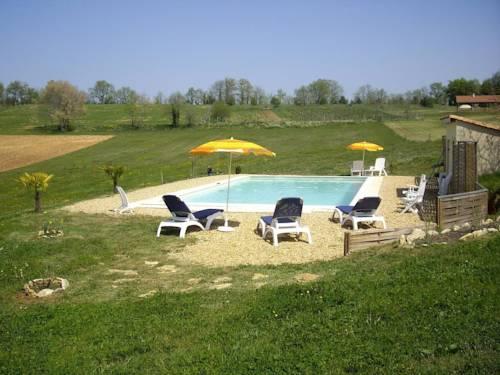 La P'tite Auberge du Fournier : Bed and Breakfast near Alles-sur-Dordogne