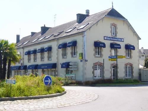 Hotel Robic : Hotel near Pontivy