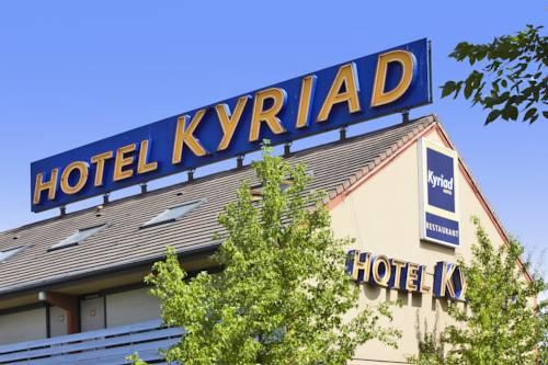 Kyriad Hotel Rungis Orly : Hotel near Antony