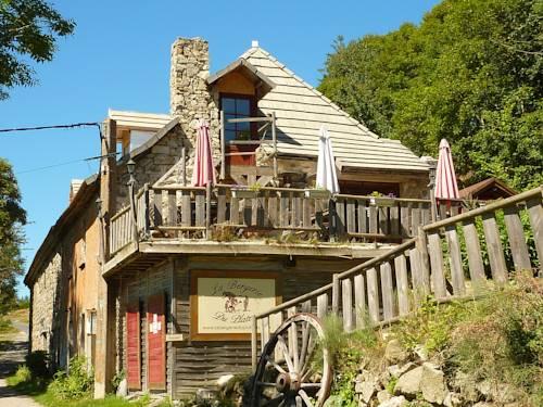La Bergerie du Plateau : Guest accommodation near Saint-Cirgues-en-Montagne