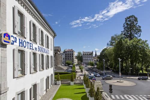 Best Western Grand Hotel de Bordeaux : Hotel near Aurillac