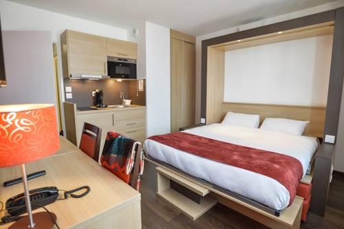 Apparthotel Privilodges Carré de Jaude : Guest accommodation near Clermont-Ferrand