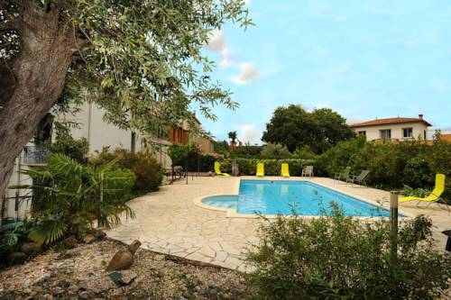 L'Escalivade : Bed and Breakfast near Céret