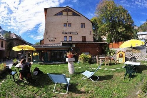 La Ptite Auberge : Guest accommodation near Ristolas
