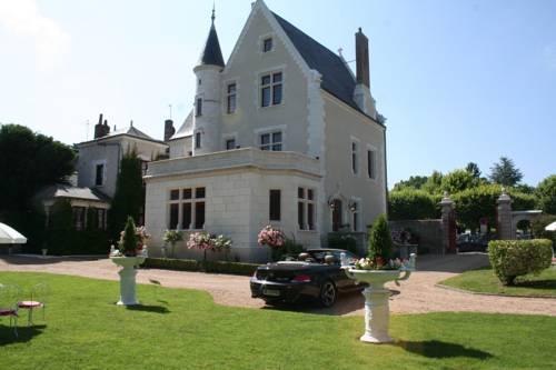 Le Manoir Saint Thomas : Hotel near Pocé-sur-Cisse