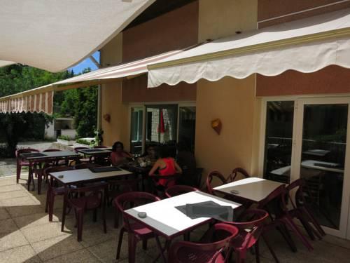 Le Pidanoux : Hotel near Moriez