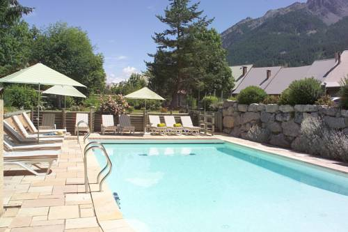 Hotel Alliey & Spa : Hotel near Le Monêtier-les-Bains
