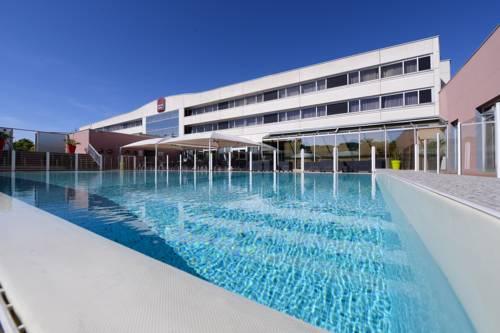 Qualys-Hotel Lyon Nord : Hotel near Marcy-l'Étoile