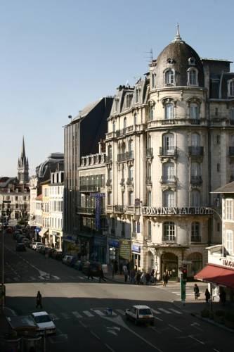 Best Western Hôtel Continental : Hotel near Pau