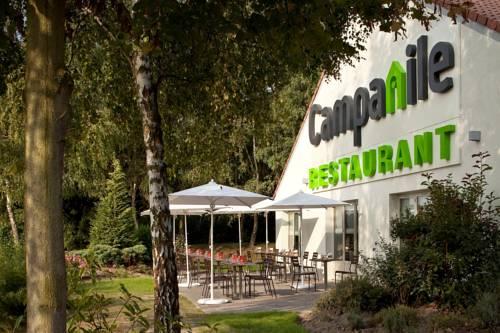 Campanile Valenciennes - Petite-Forêt : Hotel near Aubry-du-Hainaut