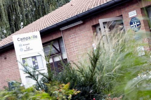 Campanile Lille Est - Villeneuve D'ascq : Hotel near Forest-sur-Marque