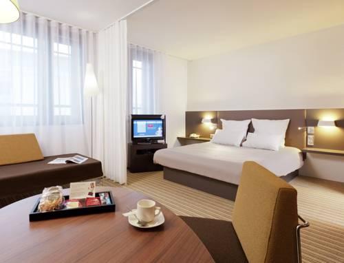 Novotel Suites Lille Europe : Hotel near Villeneuve-d'Ascq