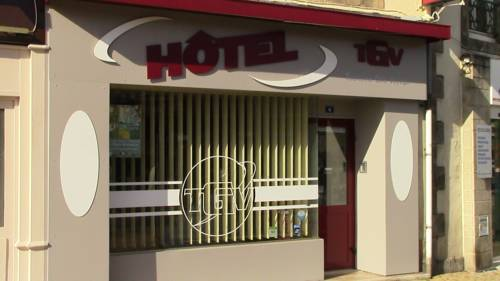 Hotel TGV : Hotel near Quimper