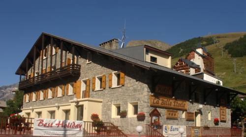 La Belle Etoile : Hotel near Saint-Christophe-en-Oisans