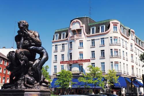 Le Grand Hotel : Hotel near Aubry-du-Hainaut