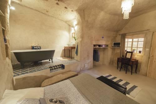 Amboise Troglodyte : Bed and Breakfast near Pocé-sur-Cisse