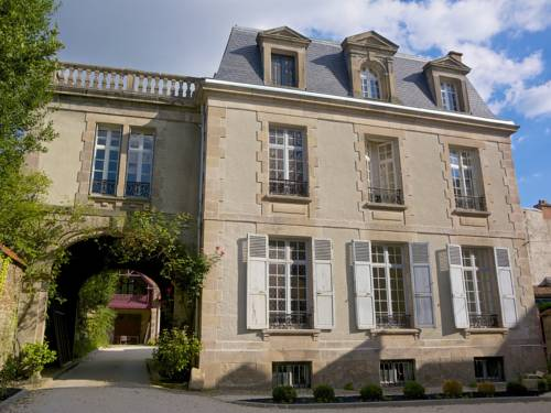 Villa Beaupeyrat Appart-hotel : Guest accommodation near Limoges