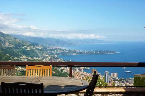 The Heights of Monte Carlo : Guest accommodation near La Turbie