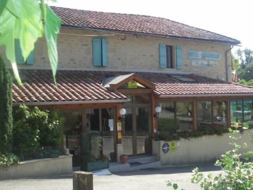 Hotel Colombié : Hotel near Saint-Médard-Nicourby