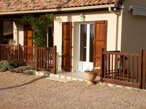 Les Roziers : Guest accommodation near Felzins