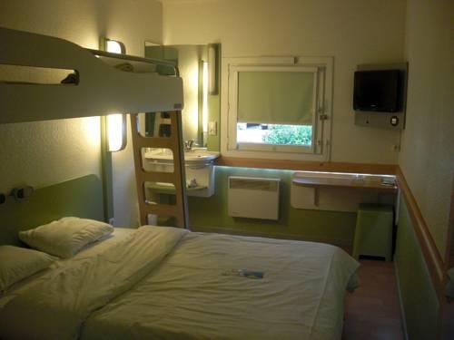ibis budget Stains - Saint Denis - Université : Hotel near Garges-lès-Gonesse